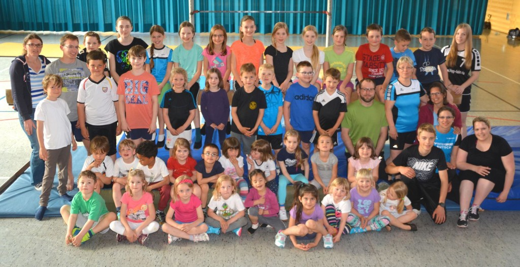 Wir sind Turnen, Turnverein Wurmlingen, TV-Wurmlingen