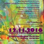 Sportgala 2016, Turnverein Wurmlingen, TV-Wurmlingen, Wir sind Turnen