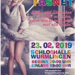 Turnerfasnet 2019, Turnverein Wurmlingen, TV-Wurmlingen, Wir sind Turnen