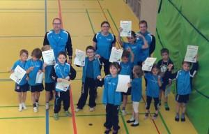 STB Kindercup, TV-Wurmlingen, Turnverein Wurmlingen, TV-Wurmlingen, Wir sind Turnen