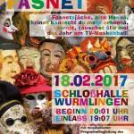 Turnerfasnet 2017, Turnverein Wurmlingen, TV-Wurmlingen, Wir sind Turnen